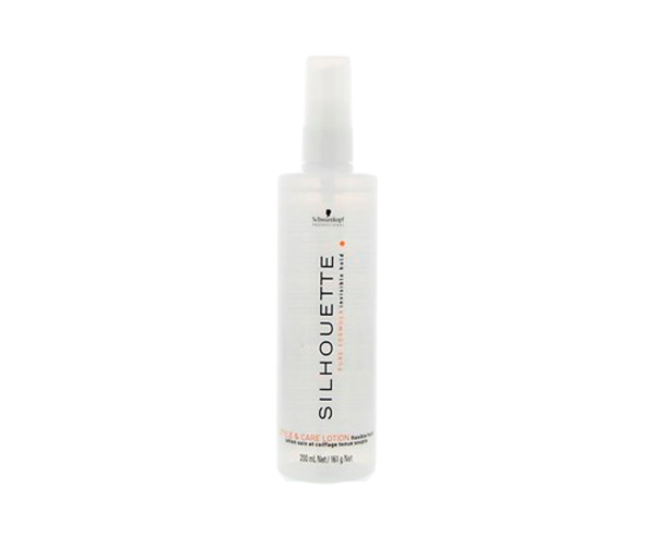 Лосьон-для-объема-Schwarzkopf-Professional-Silhouette-Styling-&-Care-Lotion-Flexible-Hold